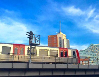 Hamburg Buys Additional 32 DT5 Metro Trains
