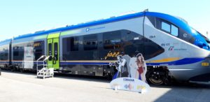 136th Alstom Jazz train for Trenitalia