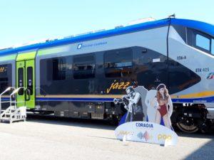 136th Alstom Jazz train for Trenitalia