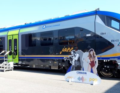 Trenitalia Receives Last Alstom Jazz Train