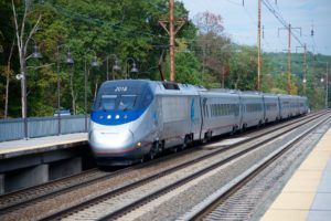 Amtrak: New Nonstop Service Between Washington, D.C. and New York City