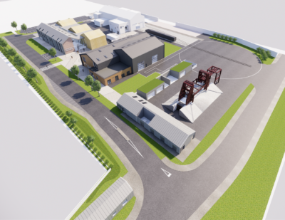 UK: Cutting-Edge Experimental Rail Facility Gets Funding