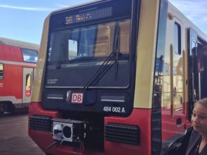 Stadler manufactures the Berlin S-Bahn at its Pankow site