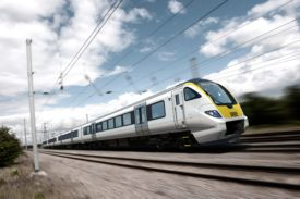 Bombardier Aventra EMU for Abellio Greater Anglia