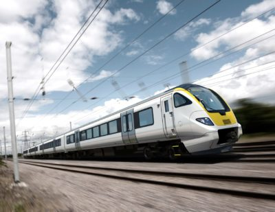 Greater Anglia's Bombardier Fleet Begins Testing