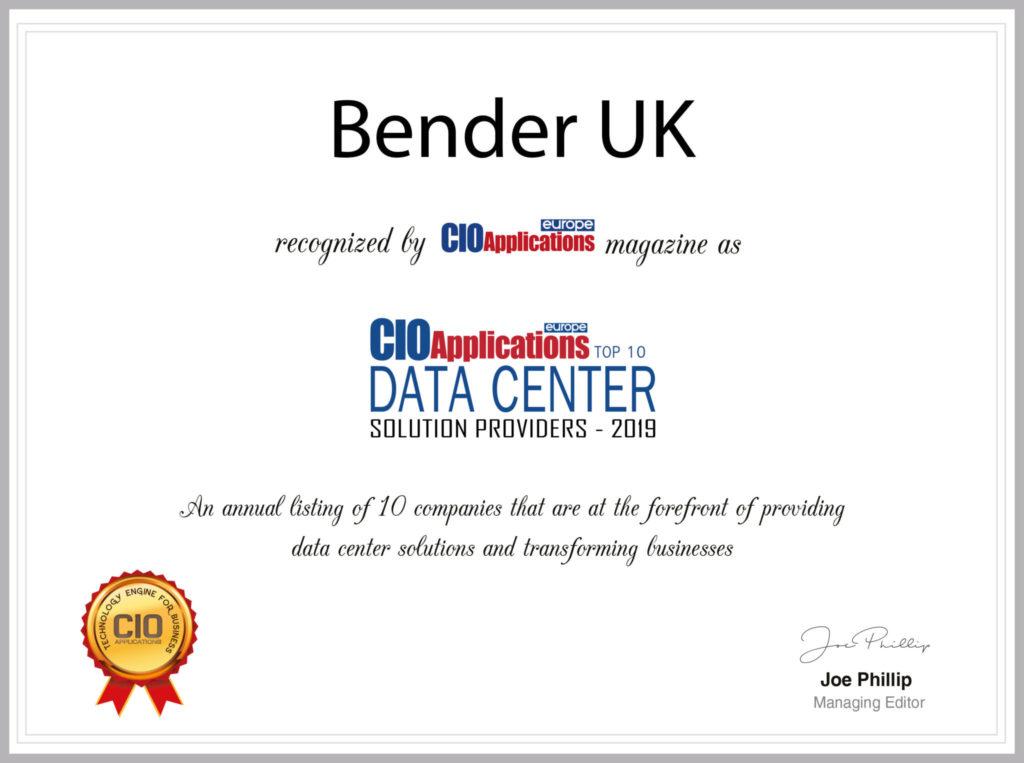 Top 10 Data Center Provider