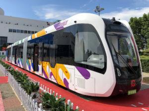CRRC Autonomous Rail Rapid Transit Train
