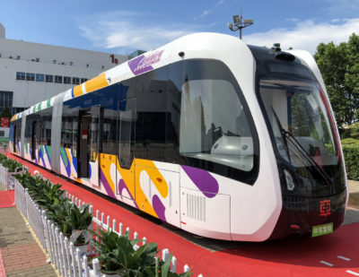 China's Virtual Rail Transit System Put Through Its Paces in Doha