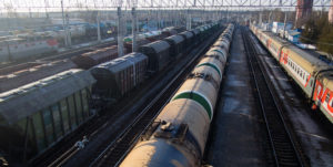 Russian Railways Launches Freight Service from Korea to Europe