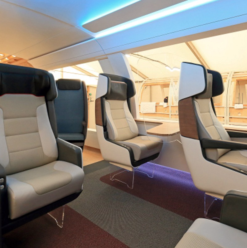 Engineered Leather Luxury Travel