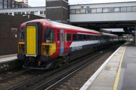 Gatwick Express at Gatwick Airport station