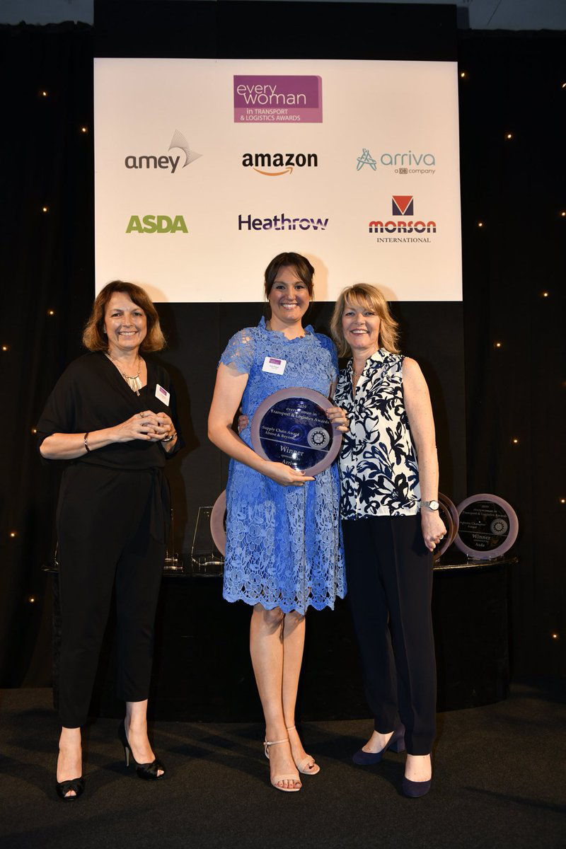 Everywoman Transport & Logistics Award