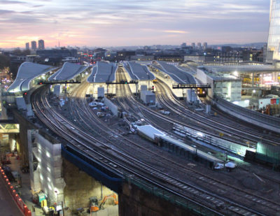 Network Rail Investments: New Trains and New Services