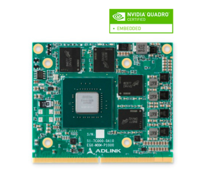 ADLINK Launches New Embedded Graphics Products for Edge Computing Applications