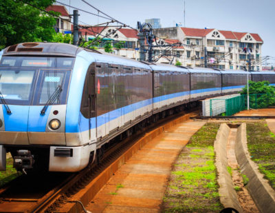 Alstom to Supply Train Control and Traction Systems to Nanjing Metro