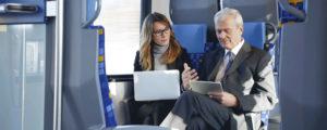 Nomad-Alstom Consortium Win Multi Million-Pound On-Board Passenger WiFi Contract