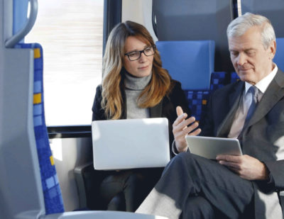Nomad-Alstom Consortium Win Multi Million-Pound On-Board Passenger WiFi Contract