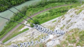 Austria: OEBB rockfall and avalanche protection