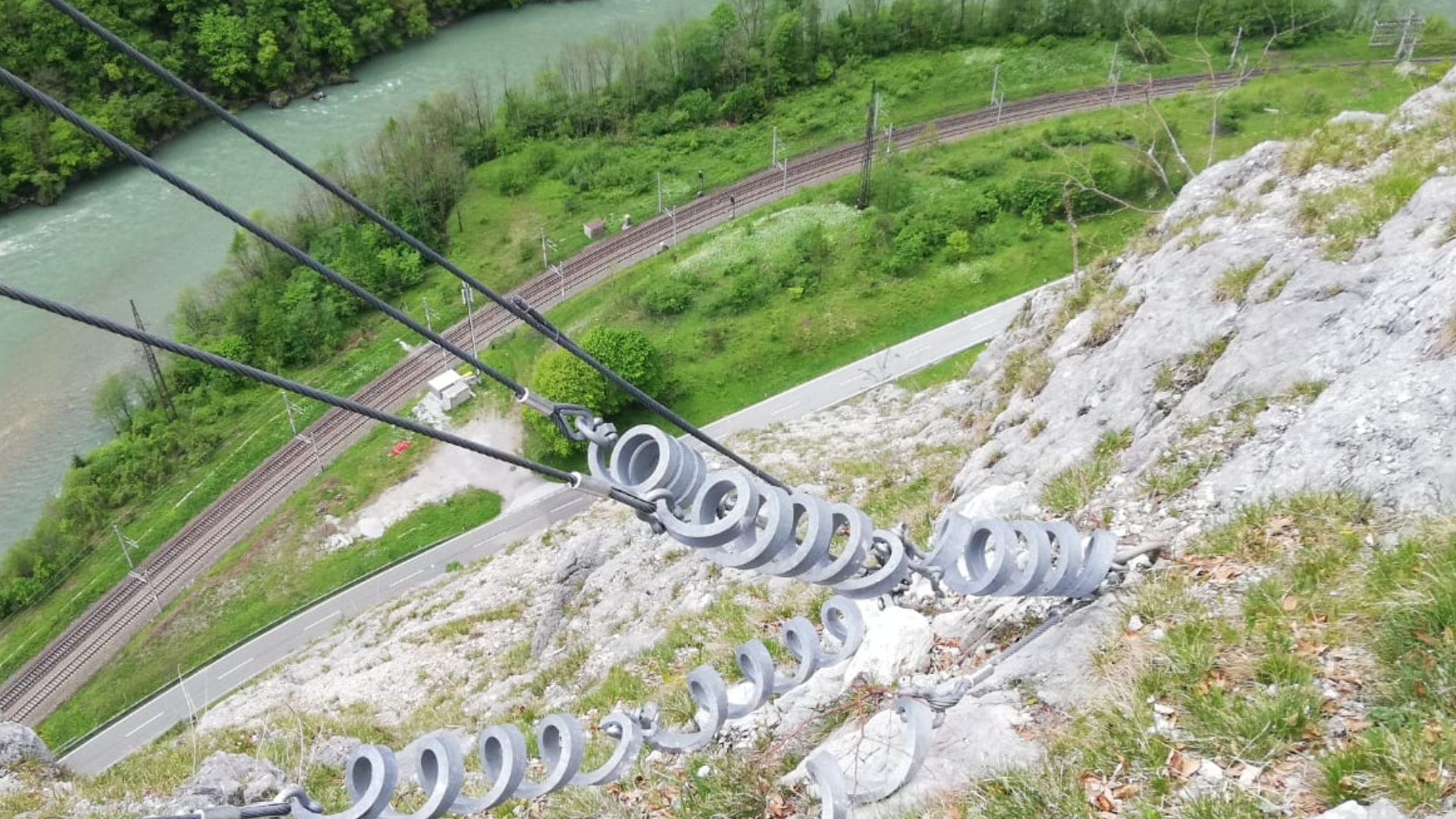 Austria: OEBB rockfall and avalanche protection