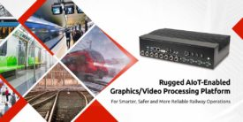 Real-Time Video/Graphics Analytics AIoT Platform for Railway
