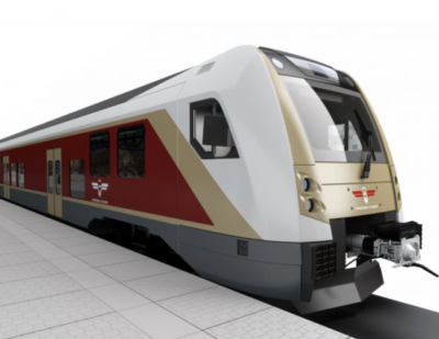 Skoda Vagonka Wins Contract for Electric Trains in Latvia