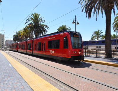 25 More Light Rail Vehicles for San Diego