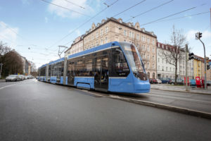 Munich Orders 73 Additional Avenio Trams from Siemens