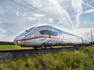 Siemens, Bombardier and DB reach agreement about ICE 4 trains