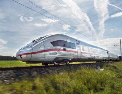 Deutsche Bahn Will Resume Acceptance of ICE 4 Trains