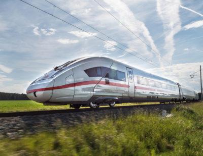 Deutsche Bahn Will Resume Acceptance of ICE 4 Trains