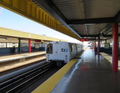 BART Begins Traction Power Substation Upgrade Works