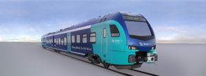 NAH.SH Signs Contract with Stadler for FLIRT Akku Trains