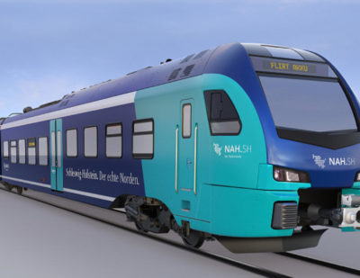 Stadler to Supply 55 FLIRT Akku Trains to NAH.SH