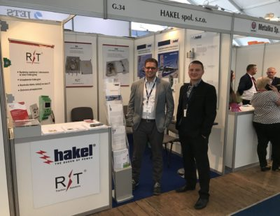 HAKEL to Exhibit at the 13th International Railway Fair TRAKO 2019