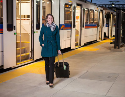 Uber Transit Gives Denver Residents Integrated Mobility