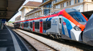 Auvergne-Rhône-Alpes Region Orders Additional Coradia Polyvalent Trains