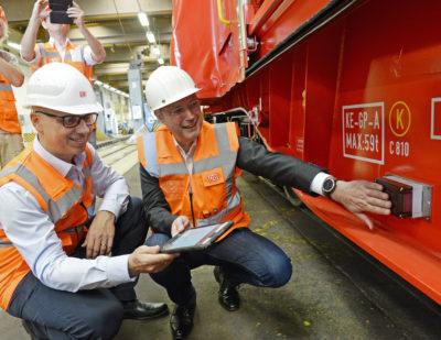 Entire DB Cargo Fleet to Go Digital by 2020