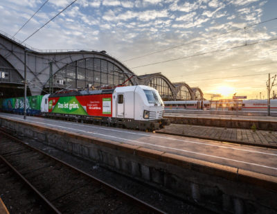 Deutsche Bahn to Halve Use of Glyphosate in 2020
