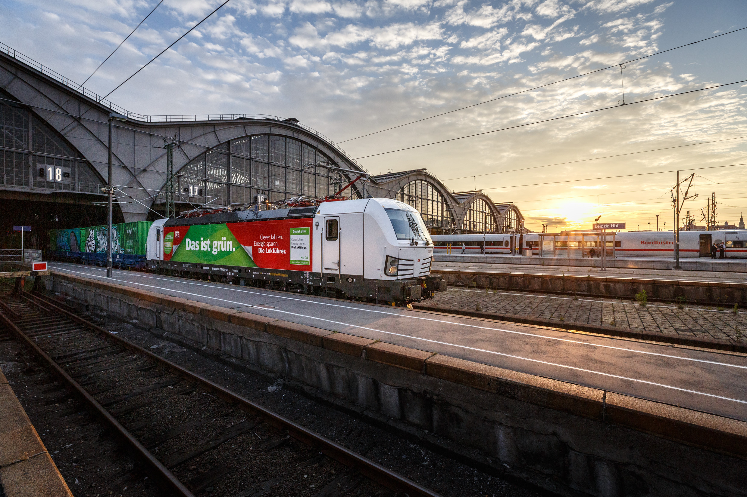 Deutsche Bahn to halve glyphosate use in 2020