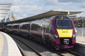 East Midlands Railway Bombardier contract