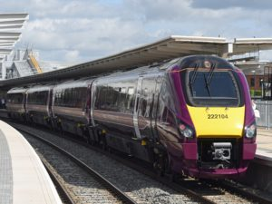 East Midlands Railway Bombardier contract