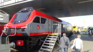 Wabtec Delivers 5 PowerHaul Locomotives to Turkey