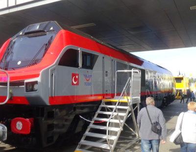 Wabtec Delivers 5 PowerHaul Locomotives to Turkey