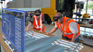 HS2 to Trial Augmented Reality Training