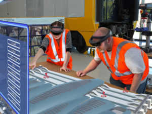 HS2 to deliver augmented reality training for Old Oak Common staff