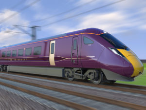 Hitachi Trains for East Midlands Railway