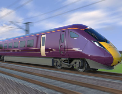 £400 Million Investment in Hitachi Trains for East Midlands Railway
