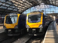 New CAF Civity diesel multiple units for Northern