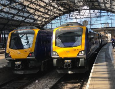 Northern Adds 15 New CAF Civity Trains to Its Fleet