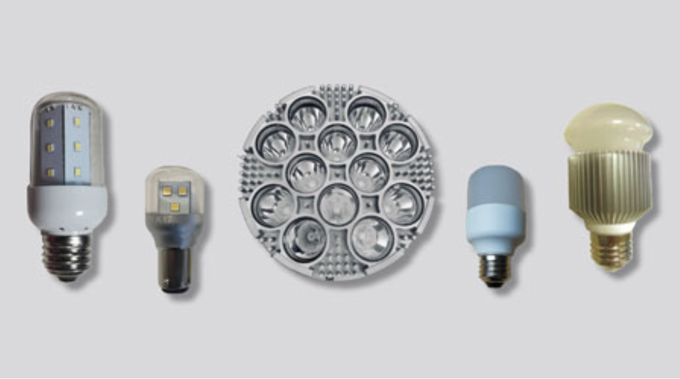 PowerRail LED Bulbs
